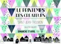 Illustration Bogaleco.com de Printemps des Créateurs Saint jean Trolimon 17 avril 2016
