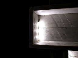 Shelf lighting box / Apercu n 11
